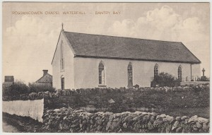 Rossmacowan Chapel Waterfall Bantry Bay pc1