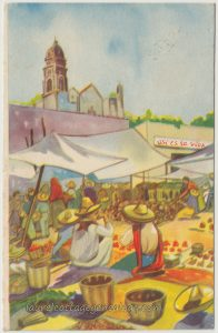 Cuernavaca Market Scene pc1