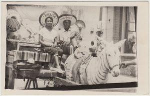 Tourists In Tijuana 1955 pc1