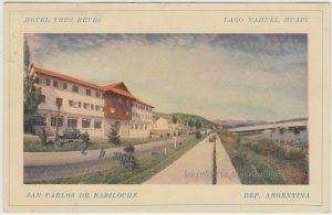 Hotel Tres Reyes San Carlos De Bariloche pc1