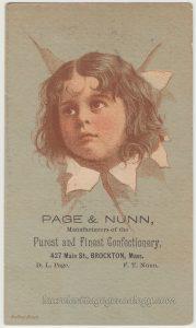 Page And Nunn Brockton Mass tc1