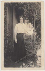 Rosa Arce August 28 1916 pc1