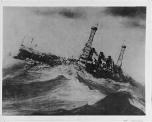 nh-60506-uss-vermont-bb-20-painting-of-a-ship-in-a-storm